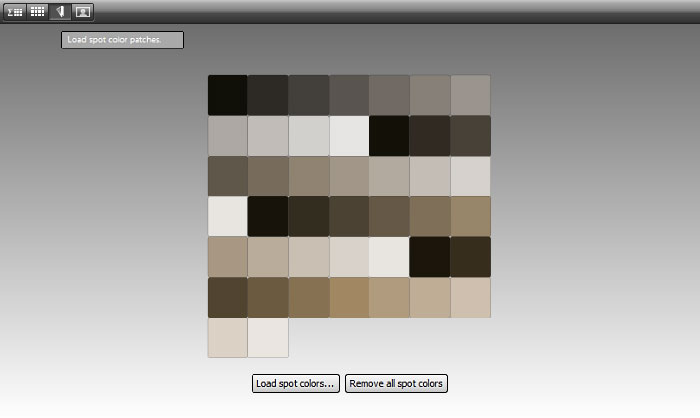 i1Profiler  cxf Optimization Files